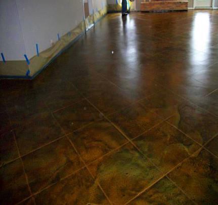 Dallas Fort Worth Texas Stained Concrete Amp Epoxy Specialists